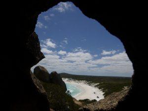 Orleans Bay Caravan Park - Big Wharton cave