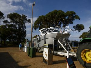 Orleans Bay Caravan Park - gas station / fuel