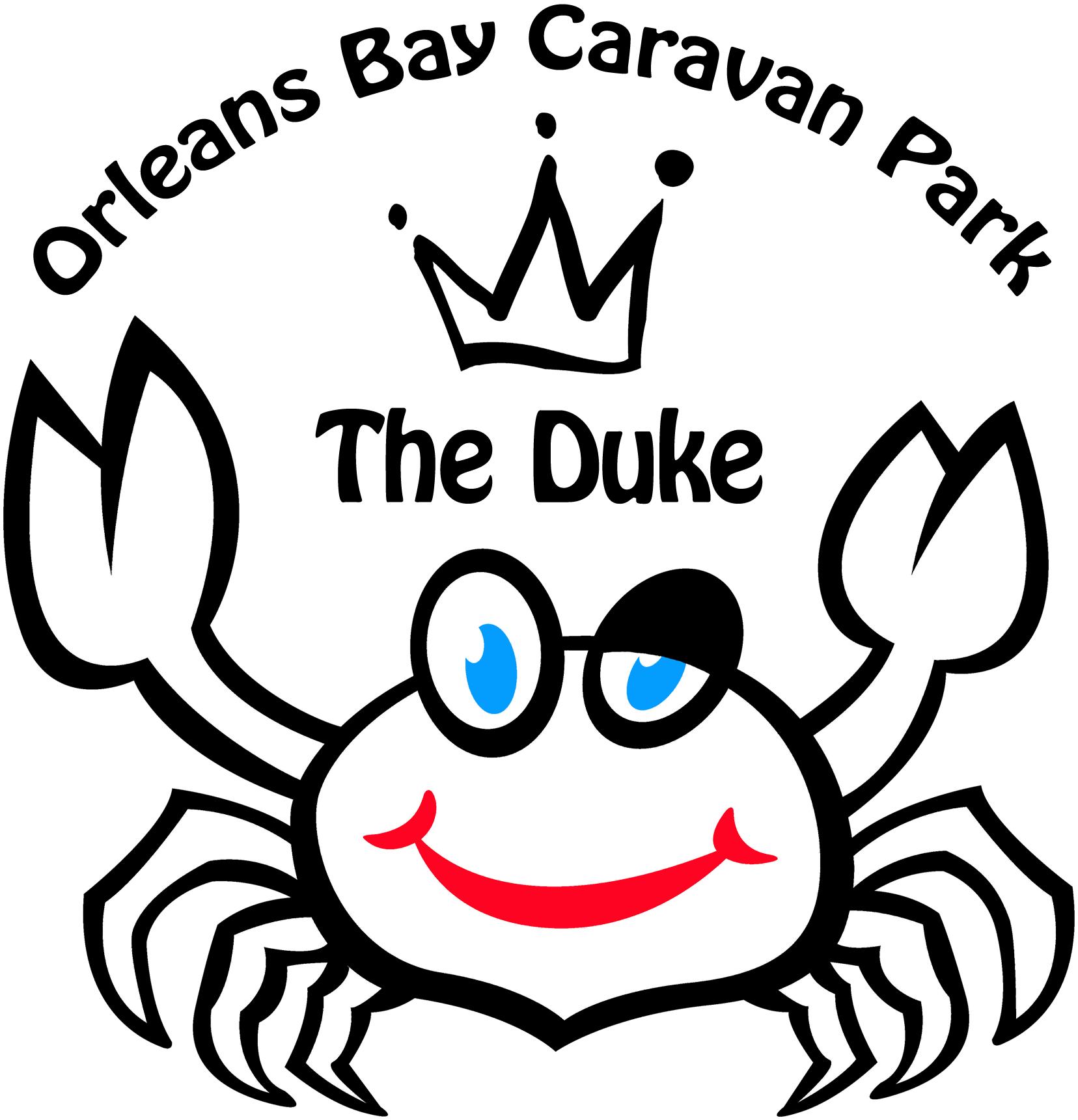 Orleans Bay Caravan Park Logo